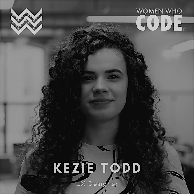 Kezie Todd UX Designer