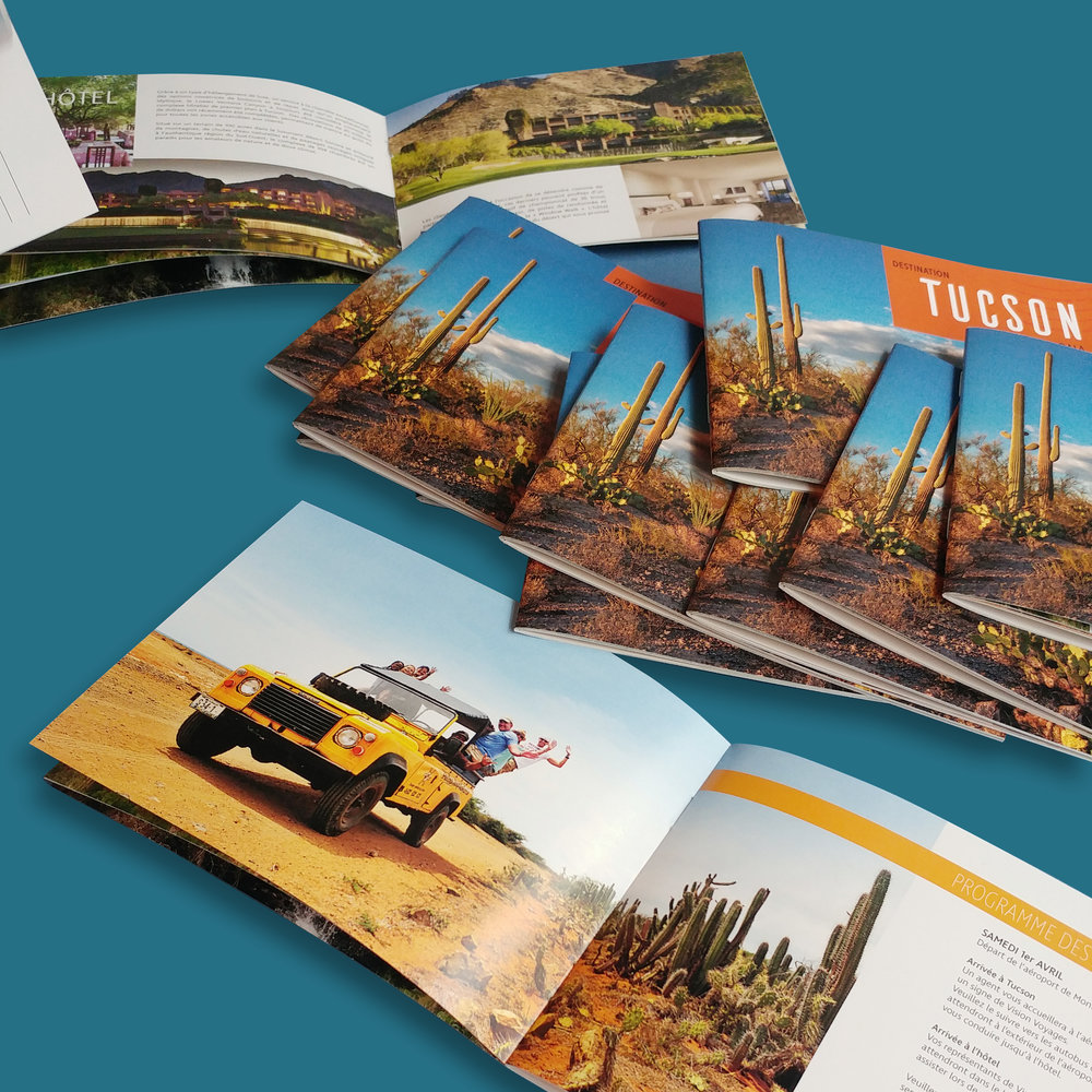 Brochure Tucson