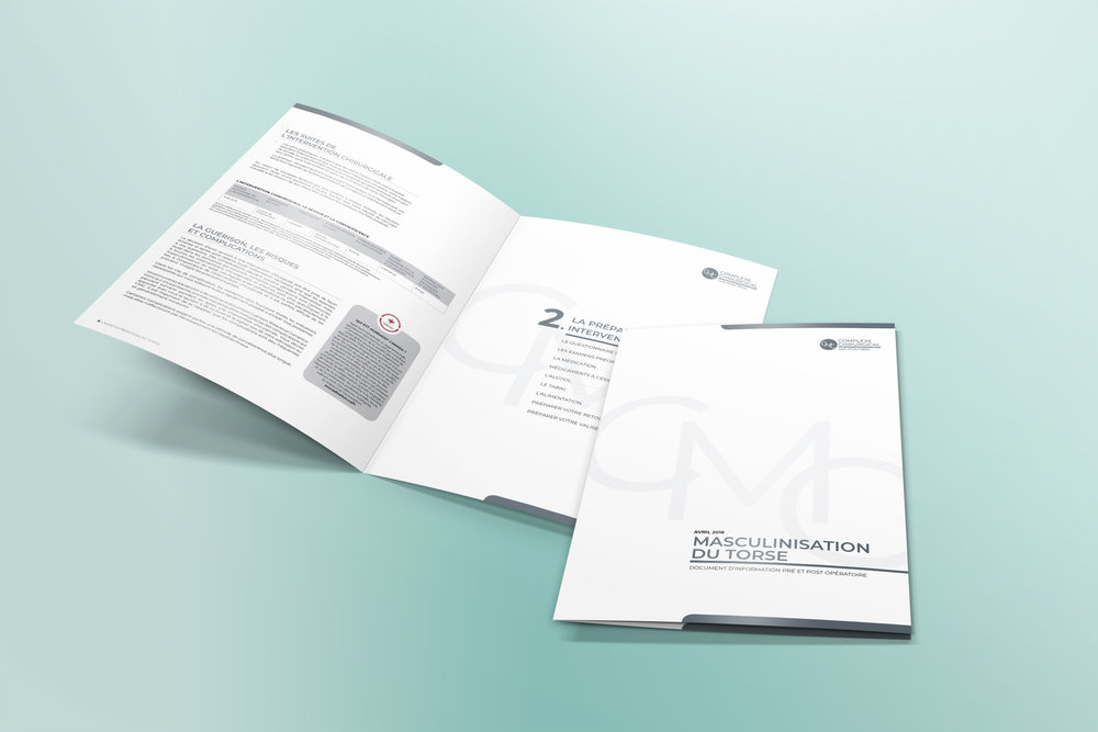 Brochure Complexe Chirurgical CMC