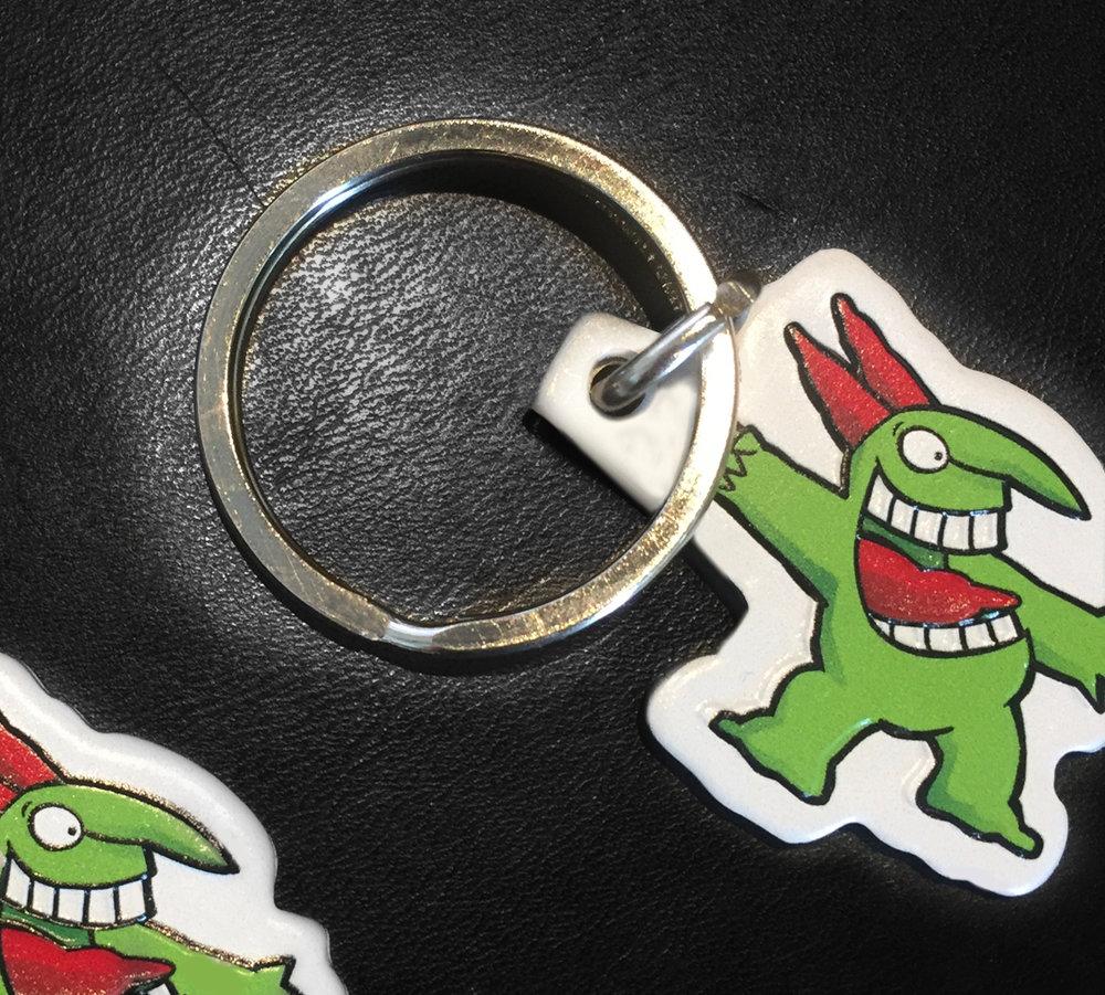Porte-clés Juste pour Rire