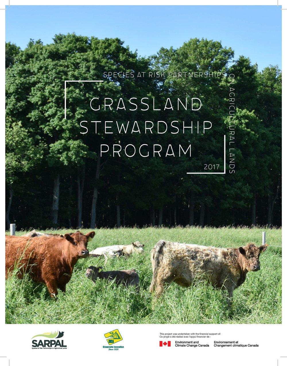 Grassland Stewardship Program (GSP)