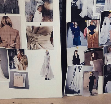 Bon Bride mood boards
