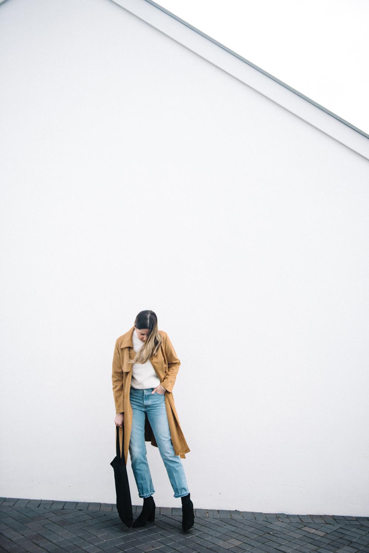 Photo by  Olivia Bossert   Coat from  New Look