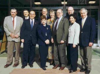 Robert E. Kirkbride & MCF Board (2003)
