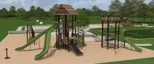 Northwest Territory Community Playground