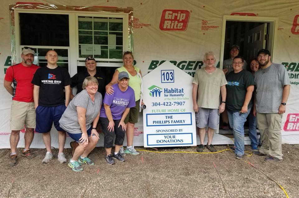 Habitat for Humanity of the Mid-Ohio Valley