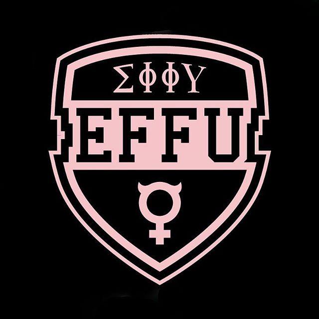 #effu #logo #logodesign #logoinspirations #design #graphicdesigner #graphicdesign #shield #kink #feminism #sebastianburton