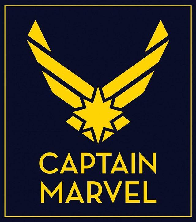 #captainmarvel #marvel #marvelcomics #poster #logo #logodesign #graphicdesigner #graphicdesign #comics #sebastianburton