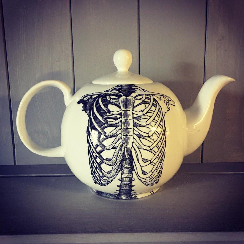 Teapot by Charlotte Clark Designer Maker