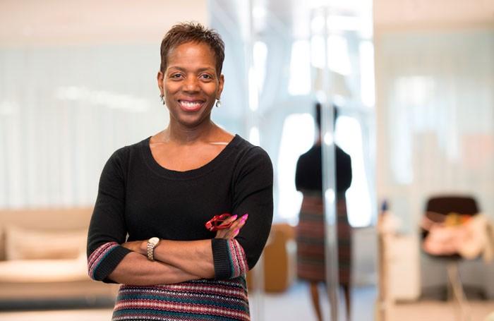 Althea Efunshile CBE