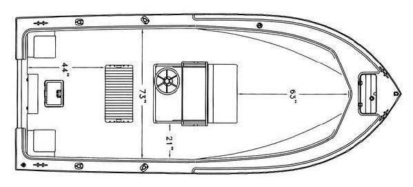 Parker 18' Deckplan