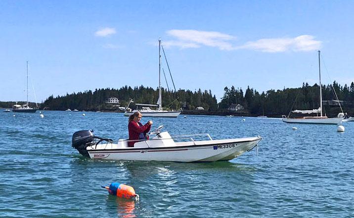 13' Boston Whaler