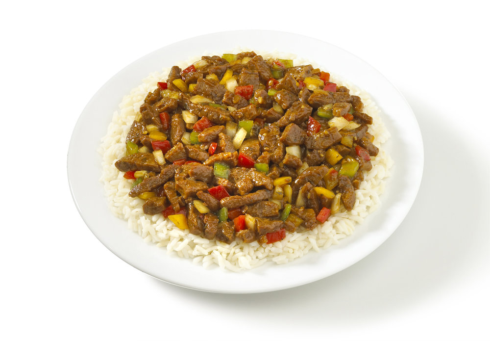 Pepper Steak - Cook-up Entrée