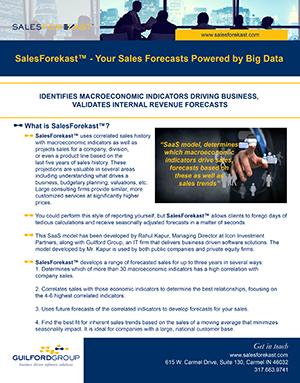 SalesForekast™ White Paper