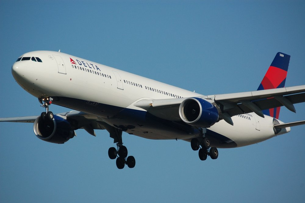In 2013, Delta Air Lines was the world's largest airline in terms of scheduled passengers carried (120.6 million).