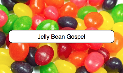 jelly bean gospel