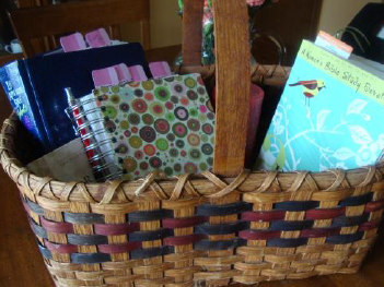 Devotional Baskets