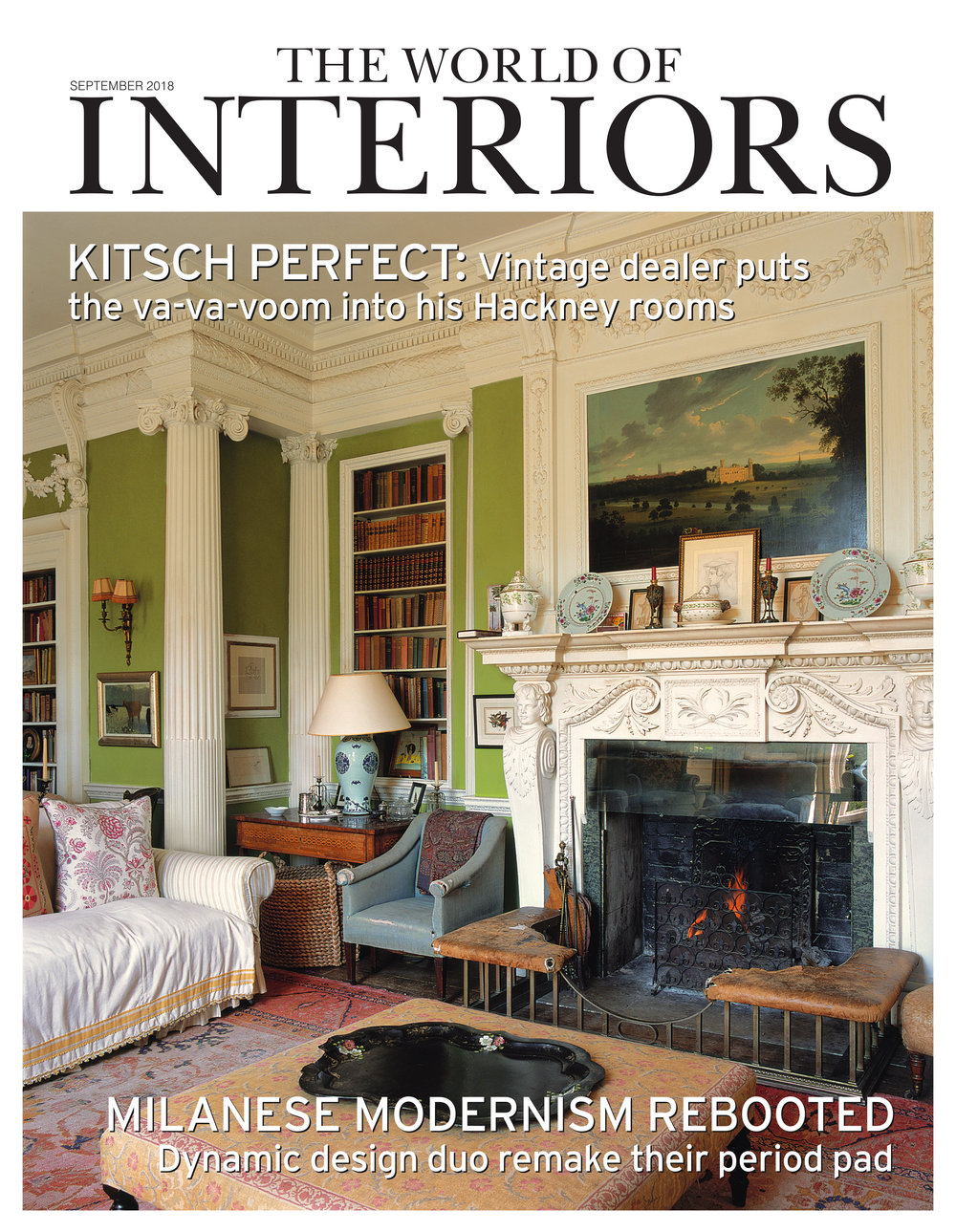 The World of Interiors 09-2018