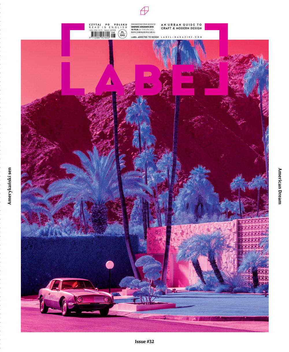 Label Magazine 09-2018
