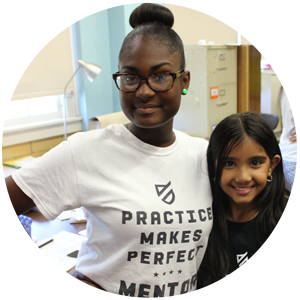 Practice Makes Perfect Near-Peer Mentoring Model: Mentor