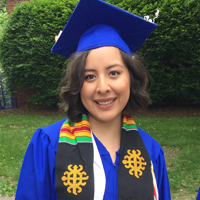 Aileen Gonzalez - Studying Communication Disorders and Spanish at SUNY New Paltz.Eliminating summer learning loss with PMP at P.S. 284 in Brooklyn!