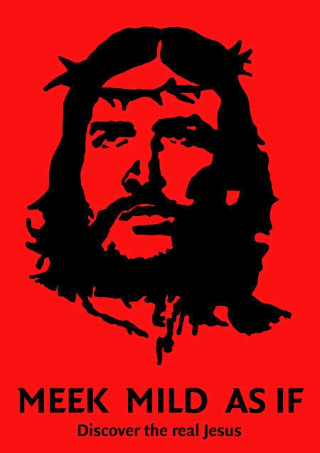 "image:  ""Che Jesus"" by churchads.net"