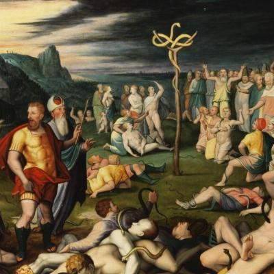 Lent 4B — Pulpit Fiction