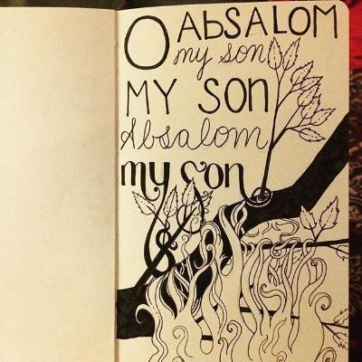image:  drawing by Vesper Stamper ,  VesperIllustration.com