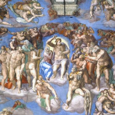 image: Michelangelo [Public domain]