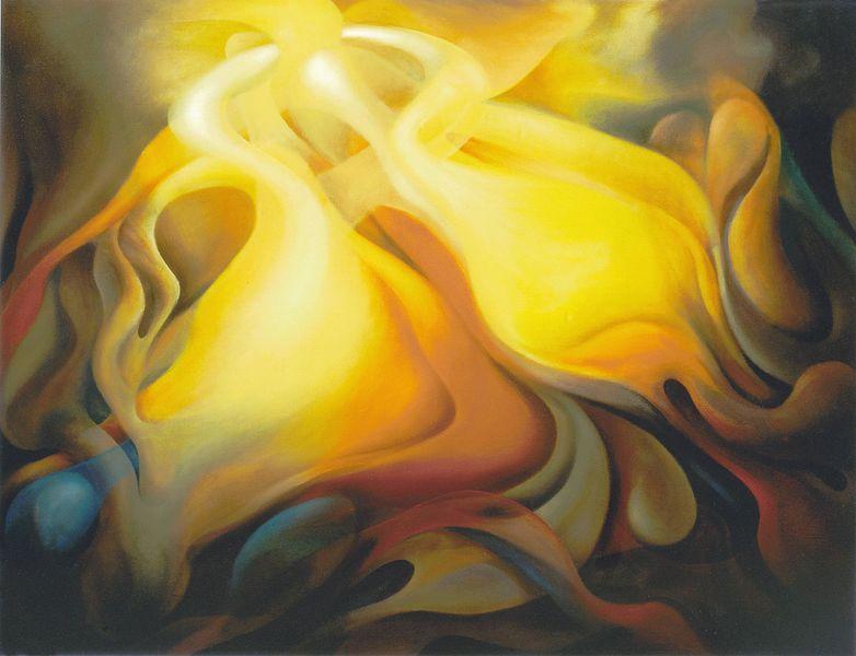 "image: ""The Transfiguration of Jesus"" by Armando Alemdar Ara ( wikimedia )"