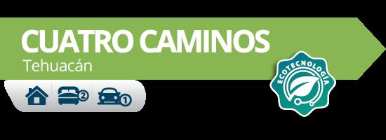 Cuatro Caminos Tehuacan Casas Auge Pleca Infonavit Venta
