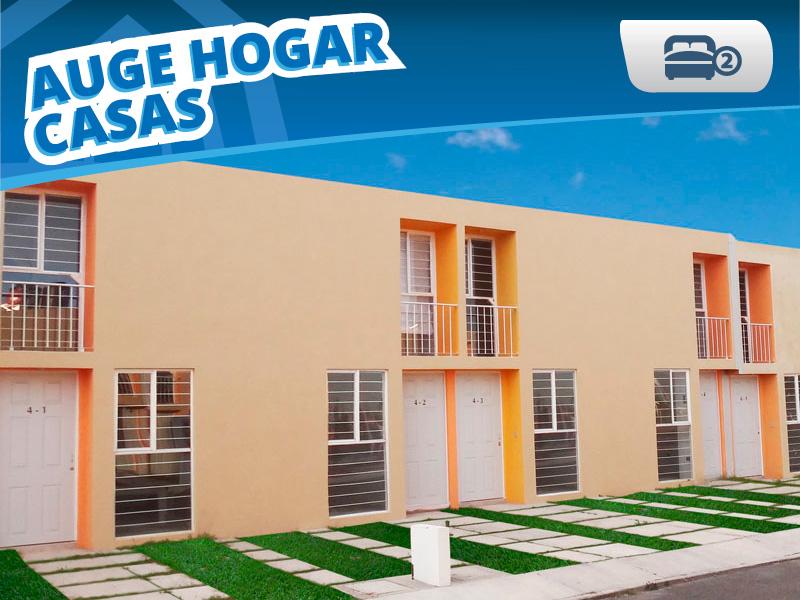 Auge Hogar Casas Venta Infonavit Creditos Puebla