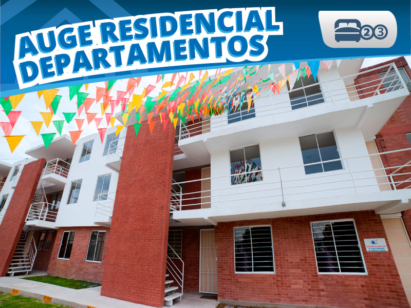 Auge Residencial Departamentos Puebla Renta Infonavit