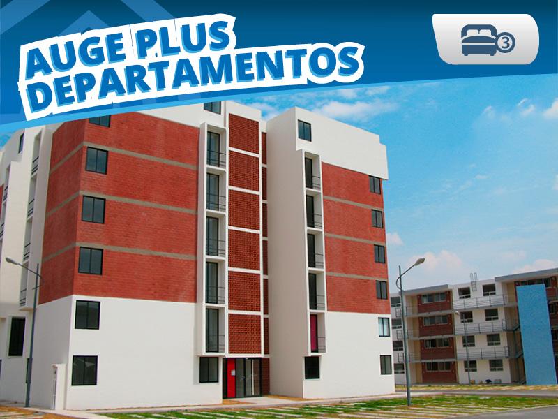 Auge plus Departamentos venta puebla Casas
