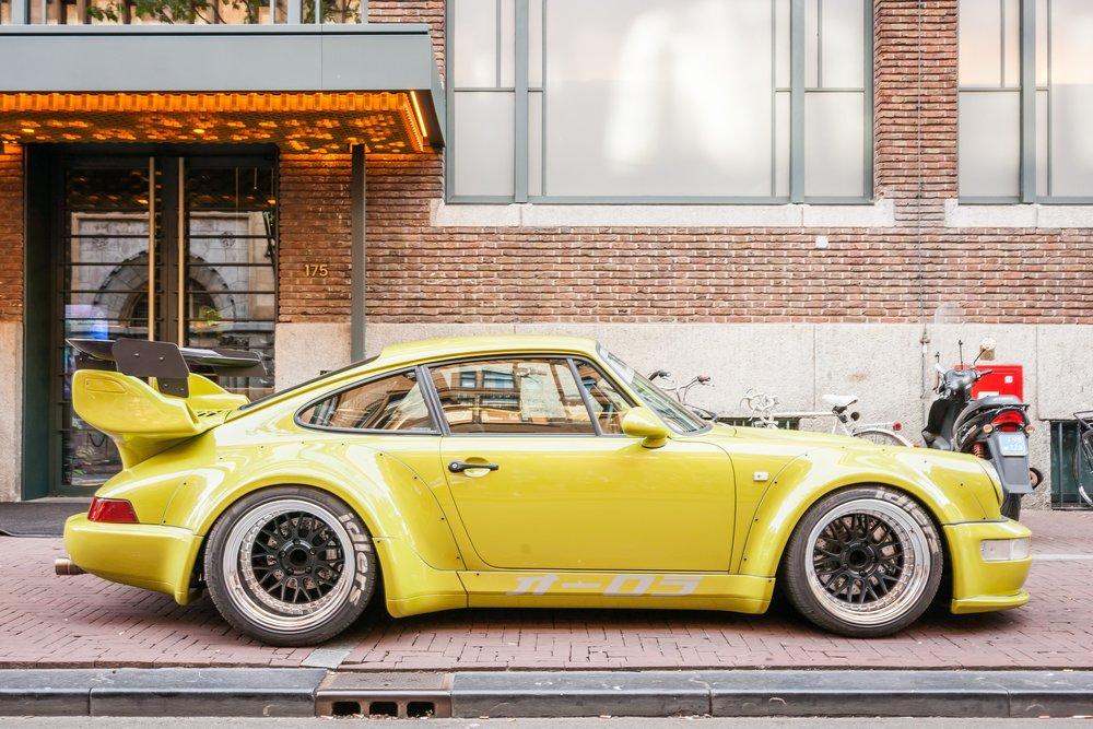 RWB Porsche 964 built by Akira Nakai
