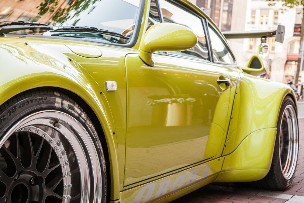 RWB Porsche 964 by Akira Nakai