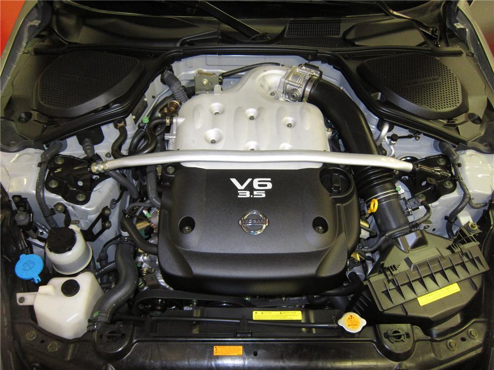 Nissan 350Z motor 3.5 V6