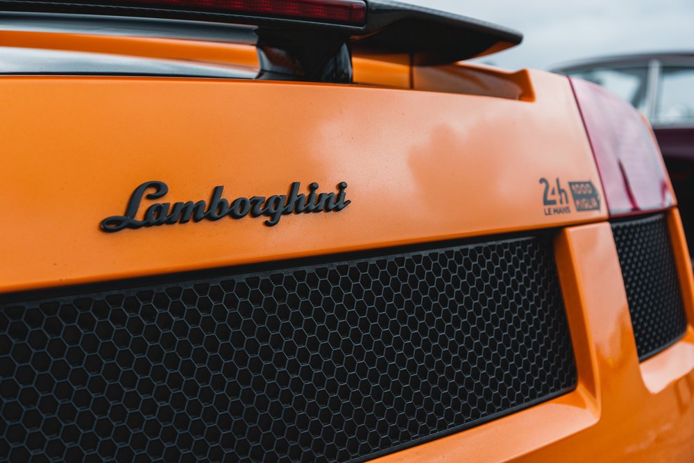 Lamborghini Gallardo LP570-4 Superleggera