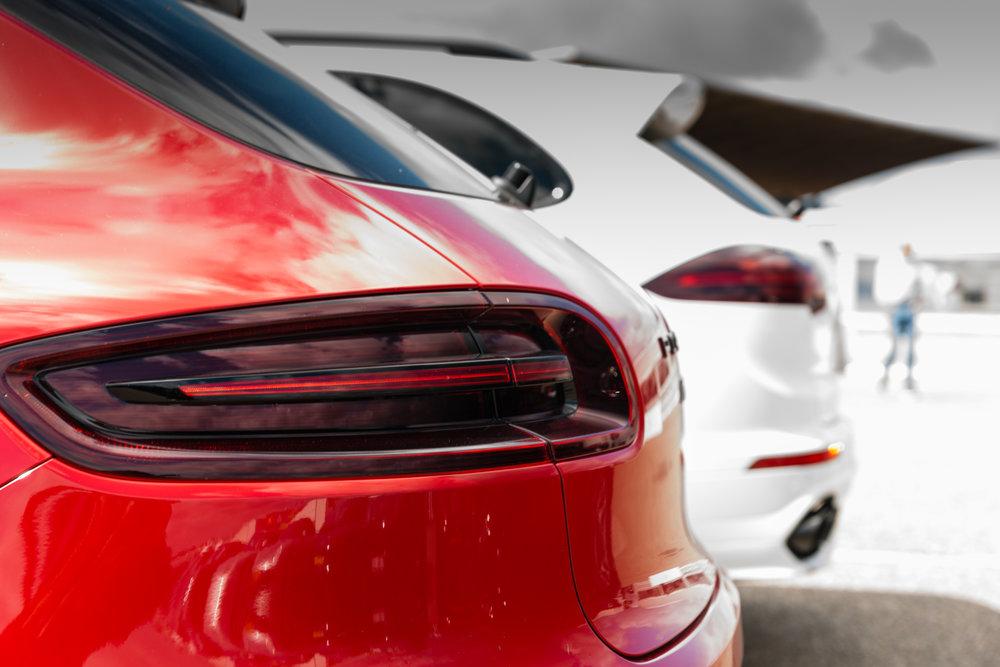 Porsche Macan GTS & Porsche Cayenne