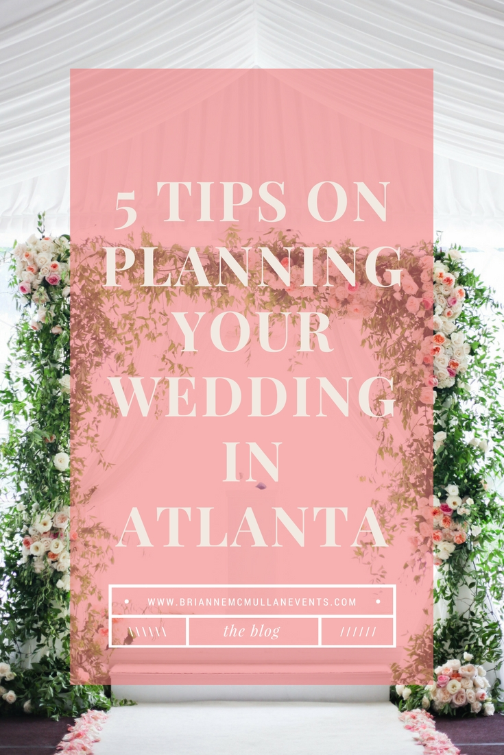 atlanta wedding planner brianne mcmullan events