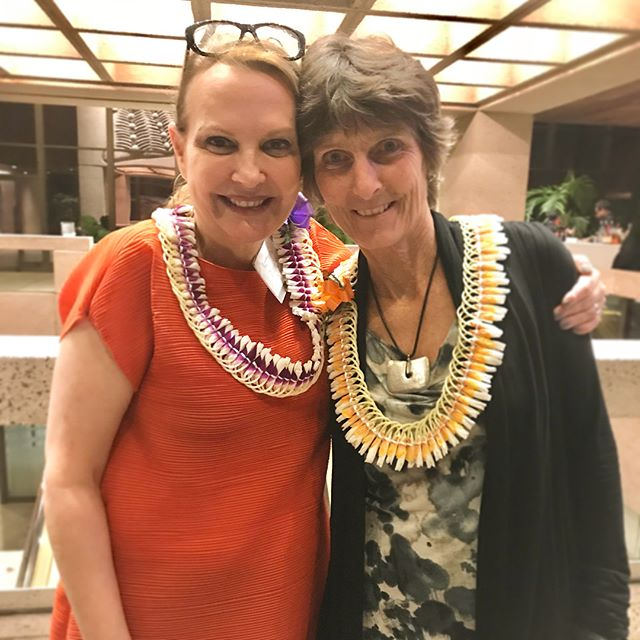 (Part 1) On behalf of our CEI Hawaii ohana, mahalo nui to everyone who attended last night's event as we celebrated mid-century modern design with our friend and featured guest of honor Celia Bertoia, daughter of the world renowned designer and sculptor Harry Bertoia.  Throughout the week, we also were blessed to have hosted Knoll Studio's very own Kathryn Danish at our office where she passed along some exciting new info about a new Knoll product line called Muuto!! From Celia's awe-inspiring presentation, to the heartfelt camaraderie, to the mid-century inspired food and drinks, to the awesome entertainment provided by the UH Manoa dance team, last night was one for the books!  Mahalo!! #ceihawaii #knollstudio #celiabertoia #harrybertoia #midcenturymodern