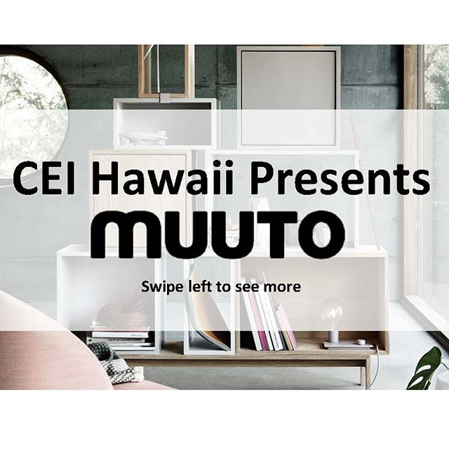 A Game Changer! CEI Hawaii presents #MUUTO, affordable luxury for the workplace and home.  In January 2018, our premier partner #Knoll added the Danish design company Muuto to its constellation of brands. Muuto, a contemporary design company, offers affordable luxury, clean, modern furnishings and accessories that pair seamlessly with the range of Mid-century modern Knoll designs.  The full range of Muuto products are now available through CEI Hawaii. To see more of this game-changing product line and to learn how you can purchase, please contact CEI Hawaii.  www.ceihawaii.com/insights/2018/3/12/a-knoll-game-changer-presenting-muuto  #ceihawaii #knolldealer #resimercial #resimercialdesign #commercialfurniture #midcenturymodern #midcenturymodernfurniture #design #affodableluxury