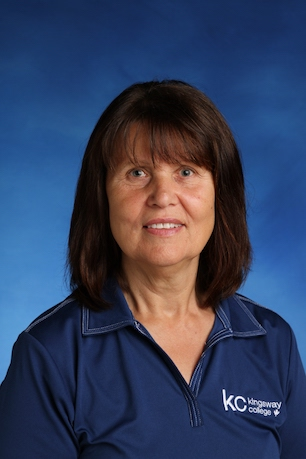 Minya Milicic - Girls' Assistant Dean  Phone:  905-926-6753  Email:  minyamilicic@kingsway.college