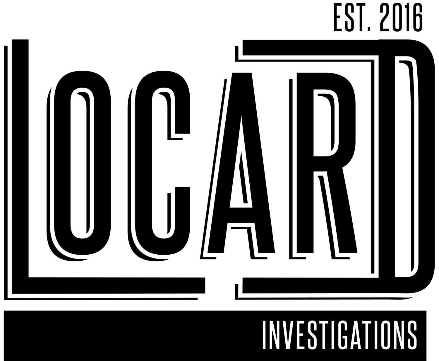 LOCARDS INVESTIGATIONS