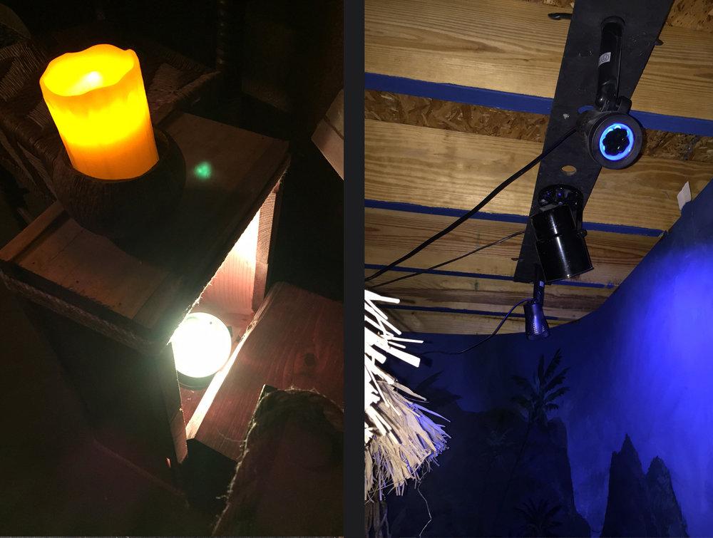 Hidden Lighting