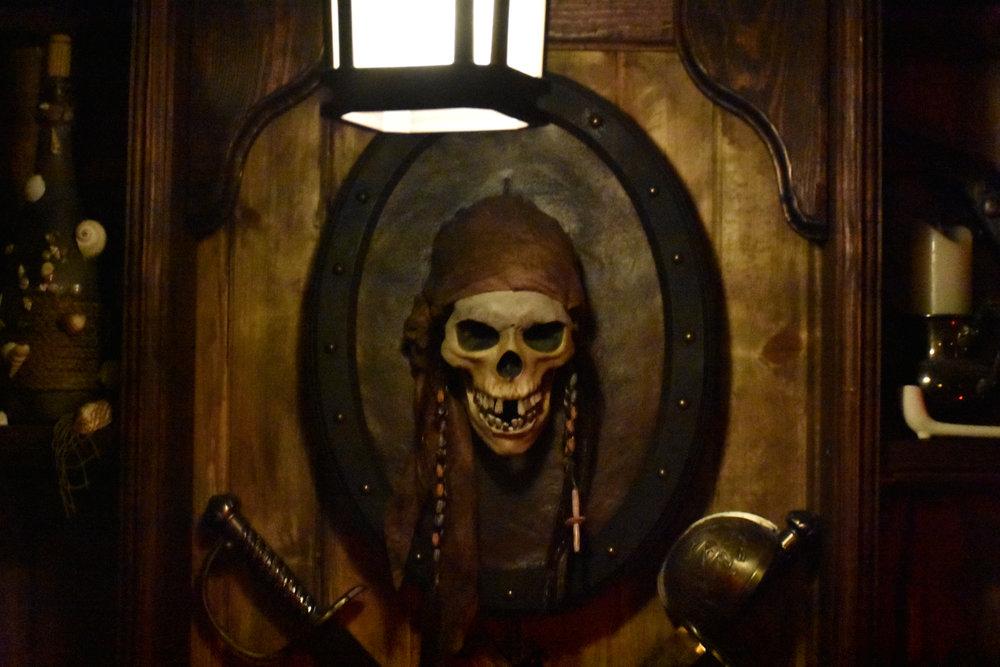Talking Skull Photo by Jackson Palcic