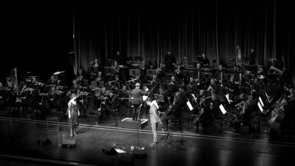 Get Well Soon & Orchestra at Vexations16 - rearranged for Orchestra / Nationaltheater Mannheim 2016