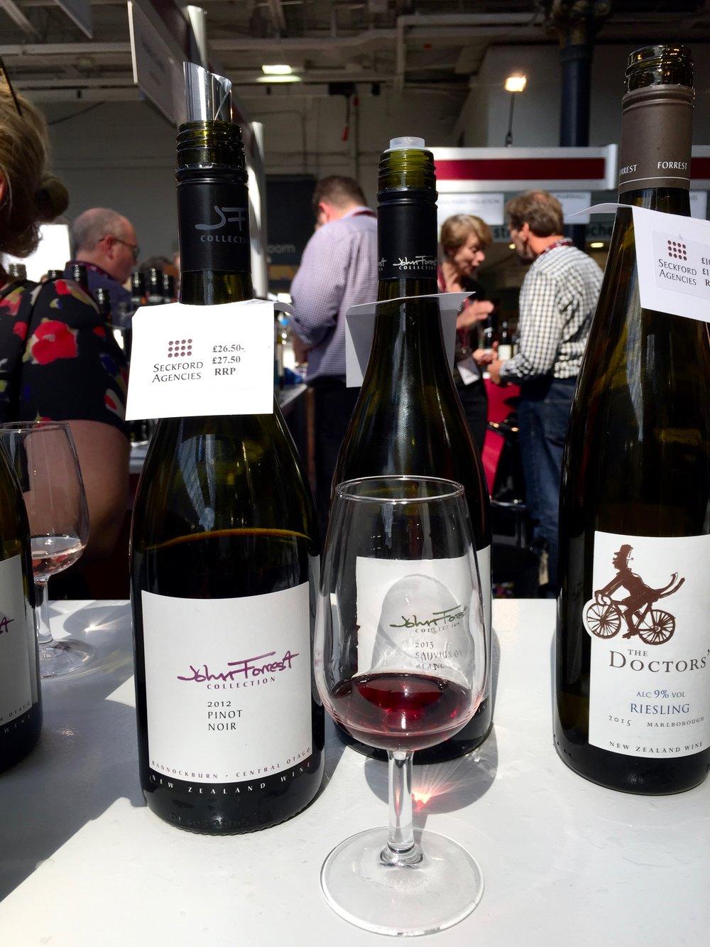 Bottle Bitches - John Forrest Collection Pinot Noir - New Zealand Pinot Noir.jpg