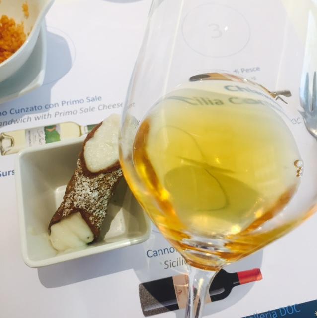 Donnafugata Donna Gabriella Wine Tasting in Sicily Italy Ben Rye - Passito di Pantelleria.jpg
