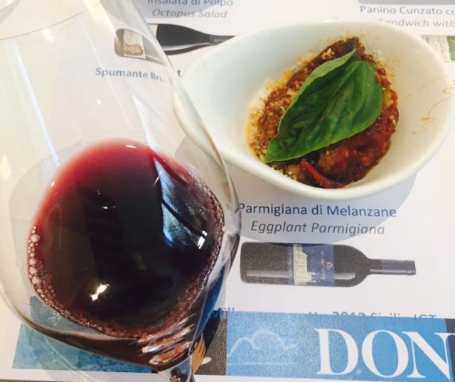 Donnafugata Donna Gabriella Wine Tasting in Sicily Italy Mille e Una Notte 2012 Marsala.jpg